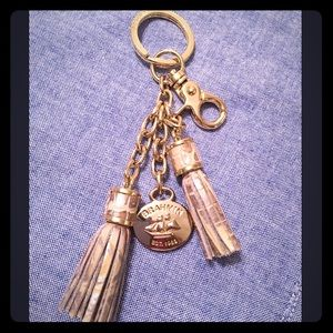 Accessories - Brahmin leather key and or purse tassel